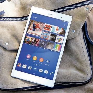 Tablet Xperia Z3 Compact |