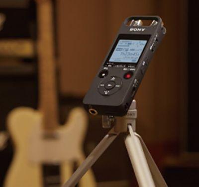 امکانات ضبط صدای حرفه ای ICD-SX2000