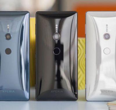 ویدیوی تبلیغاتی رسمی از گوشی جدید XZ2