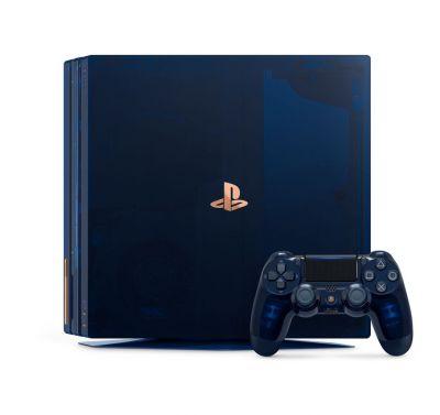 جعبه گشایی PS4 Pro نسخه ویژه فروش ۵۰۰ میلیون پلی استیشن