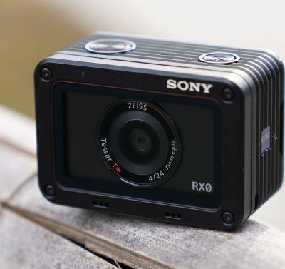 آشنایی با امکانات دوربین سونی مدل RX0