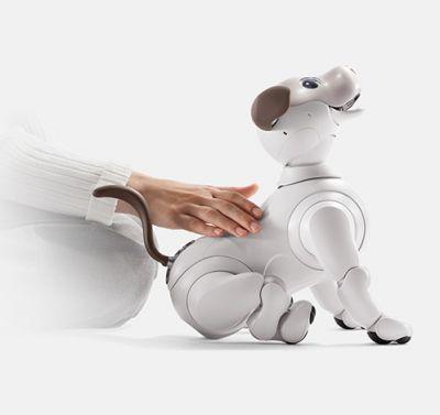 جعبه گشایی از سگ رباتیک سونی Aibo