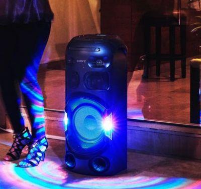 آشنایی با امکانات سیستم صوتی V42D