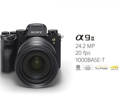 ویژگی های دوربین Sony α9 II
