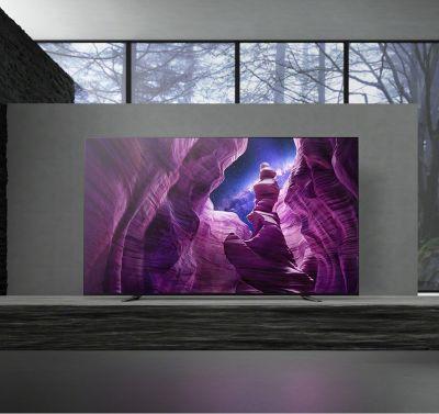 تلویزیون OLED سونی A8H/A8