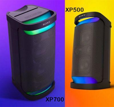 اسپیکر های جدید قابل حمل سونی X-Series